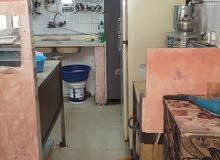 مطعم شعبي حمص فلافل قلايات للبيع