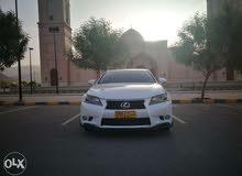 Lexus GS 2013 For sale - White color