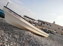 قارب 23 قدم فيروز نوع المكينه 60 مارينا مطلوب 1000 قابل