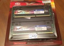 Team Group Xtreem 8GB RAM DDRIII 1600 (2x4GB)