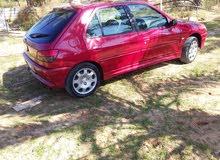 Gasoline Fuel/Power   Peugeot 306 1994