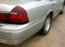Gasoline Fuel/Power   Mercury Grand Marquis 2002