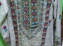 للبيع زي عماني تقليدي رووعه