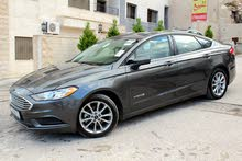 Grey Ford Fusion 2017 for sale