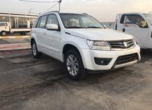 White Suzuki Grand Vitara 2016 for sale