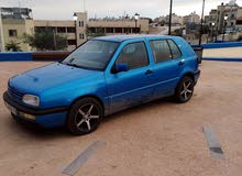 Automatic Blue Volkswagen 1994 for sale