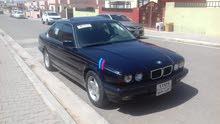 120,000 - 129,999 km mileage BMW 520 for sale