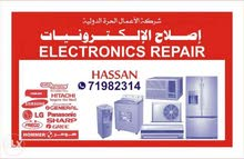 repair any kind of electronics