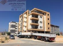 عمارة سكنية للبيع بطريق الشوك