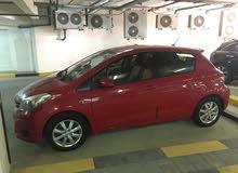 Toyota Yaris 2012 Top of Range -Full option