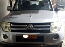 Mitsubishi Pajero 2008 For sale - Silver color