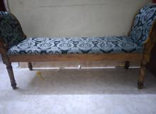 wooden furniture long seat for sale