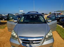 Silver Honda Odyssey 2008 for sale