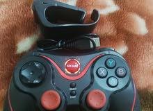 يد تحكم بلوتوث للهاتف للألعاب والتلفاز جديد والبلايستيشن