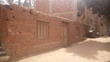 منزل عشوائى للبيع في قرية سنتماى مركز ميت غمر