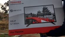 Toshiba TV screen