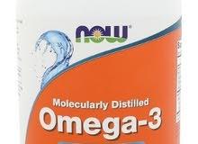 أوميغا 3 عدد 500 حبة