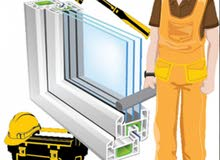 مطلوب فنين وصنايعية لصناعة الألمونيوم وال PVC درجه اولى