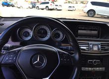 Mercedes Benz E 350 2014 in Sharjah - Used