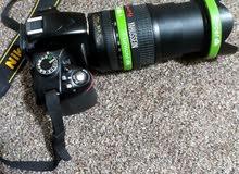 مطلوب كاميرة نيكون أو كانون بسعر ما يتجاوز ال300