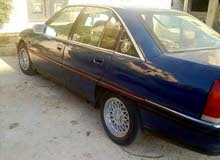 Blue Opel Omega 1992 for sale