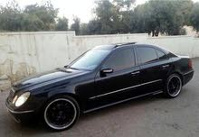 Mercedes Benz E 200 made in 2004 for sale