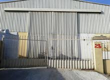 warehouse industrial area
