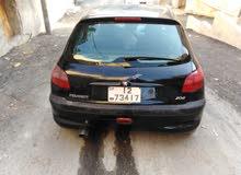 For sale Peugeot 206 car in Amman