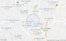 الزرقاء - حي الحسين - مربع المحكمة القديم