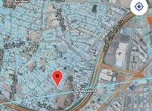 فرصة مباشرة ارض سكني تجاري كورنر في الغبرة الشمالية بجانب السوق التجاري