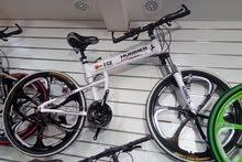 دراجات هامر قابله للطي  Hummer H2 foldable & free delivery to Muscat