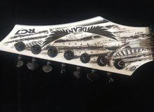 Dean RC7 - rare find guitar