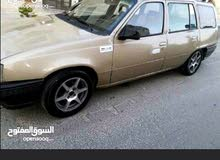 Opel Kadett car is available for sale, the car is in Used condition
