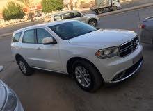 White Dodge Durango 2014 for sale