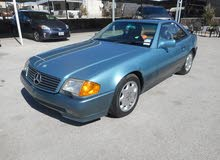 For sale Mercedes Benz SL 320 car in Amman
