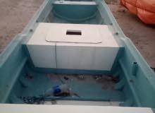 قارب 23 ياماها بودراب جاهز وقابل