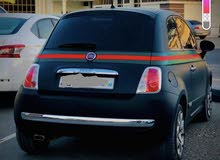 fiat 500 gucci car for sale 2013 model clean title intrest ppl pls call me or