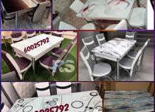 كل ما هو جديد لبيتك مع خدمة توصيل مجاناً لتشكيلة طاولات الطعام التركية والماليزي