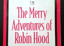 Novels - Story Books: The Merry Adventures of Robin Hood