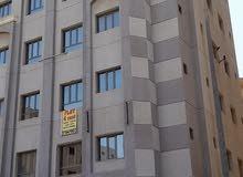للايجار شقة غرفتين وصالة وحمامين فيهم غرفة ماستر السالمية قطعة 10 قرب الخدمات