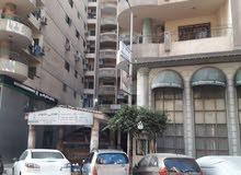شقه بطنطا شارع الفاتح . ابراج الرياض