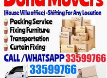 Professional Doha Movers Packers Carpenter Transportation Available