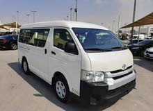 Toyota Hiace 2016 MID Roof. GCC Specs. In perfect condition