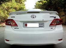 Toyota Corolla XLI 1.6 L 2012 Sport Edition For Sale