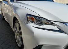 للبيع سيارة لكزس is250 استخدام نظيف تواير جديدة