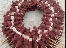 لحم بوش طازج