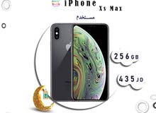 مكفول iPhone XS Max 256G مستخدم