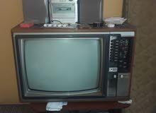 تلفاز قديم.