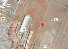 ارض سكني تجاري بوشر - على الشارع السريع-بالقرب من بناية رمال 1- من المالك مباشره