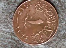 عملات قديمة مليم الملك فاروق 1945لاعلي سعر